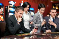 Casinos often look for gaming analysts with math and finance experience.
