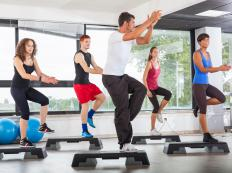 Exercising regularly may be beneficial to a person with coronary calcification.