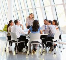 A consortium may refer to a collective group formed by business people to establish more favorable business benefits.