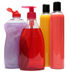 Kojic acid may be present in soaps, lotions, and creams.