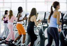 Heavy exercise can cause a heavier-than-usual watery vaginal discharge.