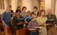 The Battle Hymn of the Republic is sometimes sung by church congregations.