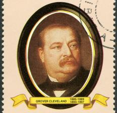 Mugwumps refers to members of the Republican party who chose not to support the Republican candidate during the 1884 presidential election and rallied behind the Democratic candidate, Grover Cleveland, instead.