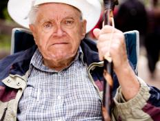 Pseudodementia occurs when the symptoms of elderly depression are manifested as dementia.