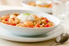 Gumbo can be prepared in a Crock-Pot.