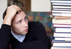 Students may experience stress exhaustion.