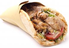 Al pastor has similarities to gyros in the way they're prepared.