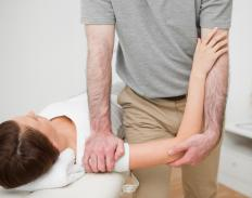 Physical therapy may help strengthen shoulder muscles that are weakened by the presence of a cervical rib.