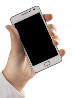 A large touchscreen can be helpful if you want to watch video frequently on your smartphone.