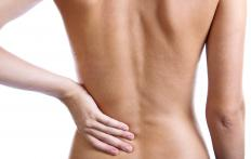 Chronic back pain is a symptom that can help identify ovarian cancer in its early stages.