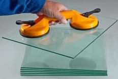 Replacing a broken glass pane may require specialized tools and professional experience.