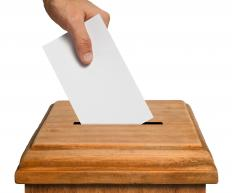Referendums allow the public to vote directly on an issue.