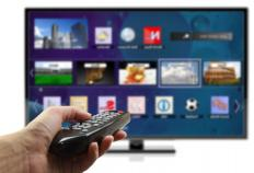 Homeowners can use domotics to records television shows to be watched later.