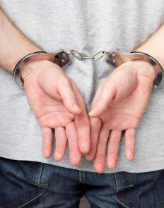 The legal process for a criminal case in the US usually begins with the arrest of an individual who is suspected of having committed a crime.