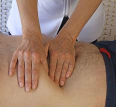 Rebound tenderness refers to a clinical sign where palpitation of a person's abdomen causes significant pain.