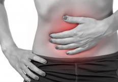 Chronic gallbladder problems can cause stomach and back pain.