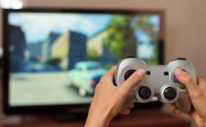 Video game addicts may play games for extremely long periods of time.