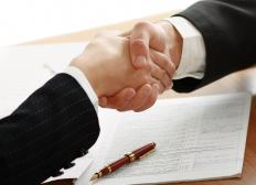 A partner buyout may occur when one partner wishes to be sole owner of a business.