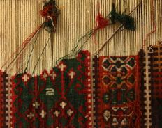 Woven rugs are valued for both their beauty and their durability.