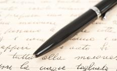 Carbon copying was once the best way to make copies of handwritten documents.