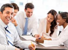 Performance management in human resource management allows a company to set proper benchmarks for employees to achieve.