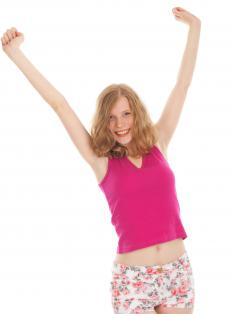 Teens who feel valued by their families and peer are generally happier and more confident.