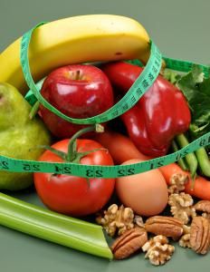 Nuts, fruits and vegetables are all natural sources of dietary fiber.