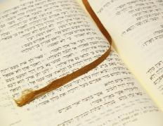 The Haggadah includes readings from the Torah.