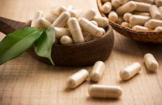 Saw palmetto capsules may be used to treat prostrate problems.