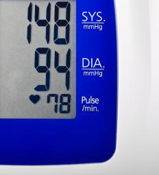 Hypertension could result from a diet that is high in sodium yet low in potassium and other nutrients.
