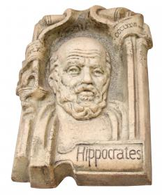 "Hippocrates called wisdom teeth ""sophronisteres,"" which meant prudent teeth."