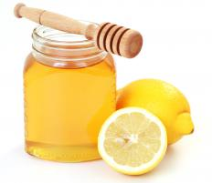 Two tablespoons of lemon juice and one teaspoon of honey mixed into a glass of water can help to relieve constipation.