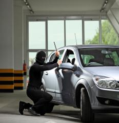 A thief cannot legally sell a stolen vehicle.