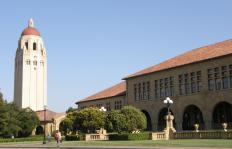 Hoover Tower at Stanford University. A bursar is a university official who is responsible for overseeing student billing and payments.