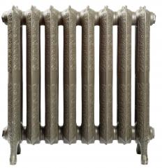 A radiator thermostat is a type of valve that controls the temperature of a radiator.