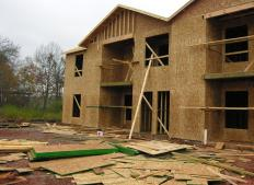The two most common areas in construction projects where plywood decking is used are roof decks and sub-floor decks.