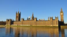 In British politics, a no-confidence vote dissolves the current parliament and sets a new election.