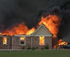 Smoke alarms may help save the lives of home owners during a house fire.