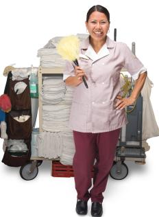 Housekeepers may be employed with a single family.