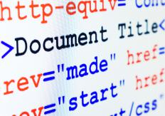 HyperText Markup Language (HTML) is used to create pages that are sent by e-mail or posted on the Internet.