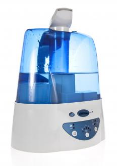 Some people use humidifiers regularly because they produce a consistent hum similar to a sleep machine.