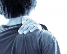 If a cervical ligament is worn away or damaged, it could cause a significant amount of neck pain.