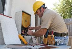 An HVAC technician can install, repair, and provide maintenance on heating and air conditioning systems.