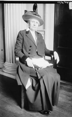 "Ida Tarbell was one of the top ""muckrakers,"" a term describing journalists in the late 19th century and early 20th century who exposed corruption and brought attention to social issues."
