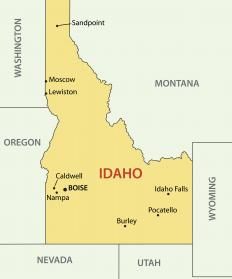 """Here We Have Idaho"" is the official song of the nation's 43rd state."