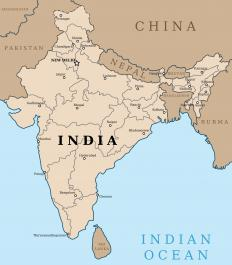 Several of the world's most populous places are found in India.