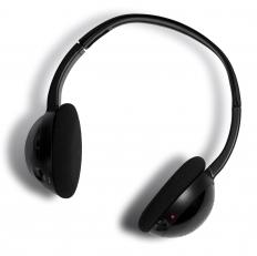900 MHz wireless headphones provide good clarity and minimal interference from external radio transmissions.