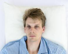 Insomnia is common in those with an overactive thyroid.