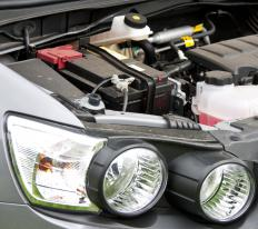 Xeon headlights are popular due to their illumination ability, but they may be dangerous if broken.