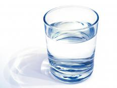 Fluoride is often added to public drinking water.